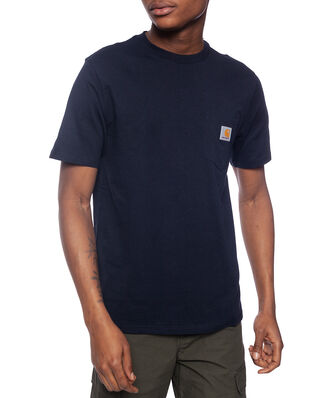 Carhartt WIP S/S Pocket T-Shirt Dark Navy