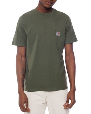 Carhartt WIP S/S Pocket T-Shirt Dollar Green