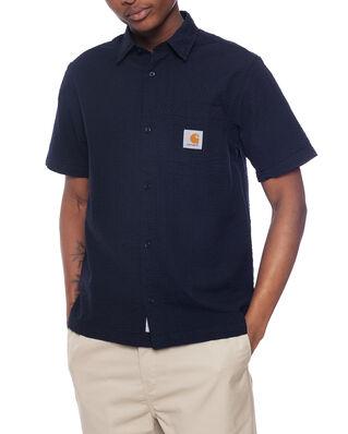 Carhartt WIP S/S Southfield Shirt Dark Navy