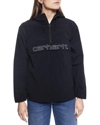 Carhartt WIP W' Carhartt Script Pullover Black / White