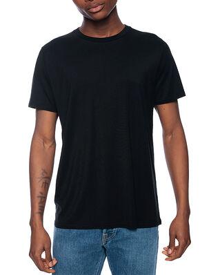 CDLP Crew Neck Lyocell T-Shirt Black