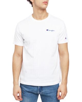 Champion Reverse Weave Crewneck T-Shirt Wht