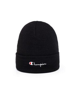 Champion Reverse Weave Beanie Cap Nbk
