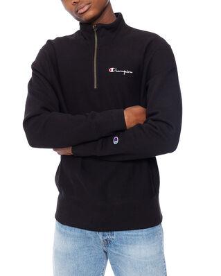 Champion Reverse Weave Half Zip Sweatshirt Nbk