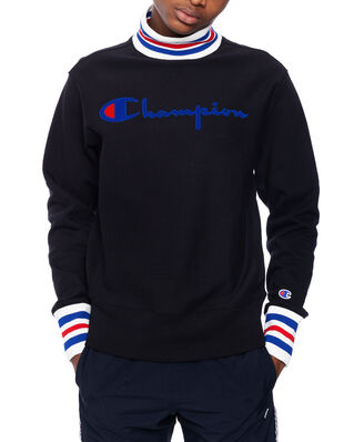 Champion Reverse Weave High Neck Sweatshirt Nbk