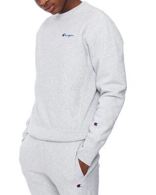 Champion Reverse Weave Script Logo Reverse Weave Sweatshirt Loxgm