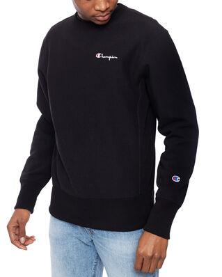 Champion Reverse Weave Script Logo Reverse Weave Sweatshirt Nbk