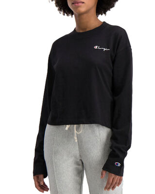 Champion Premium Crewneck Long Sleeve T-Shirt Nbk