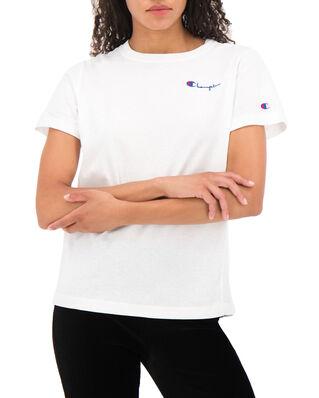 Champion Premium Crewneck T-Shirt Wht