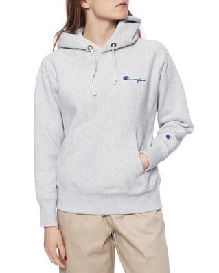 Champion Premium Hooded Sweatshirt Grey