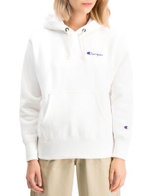 Champion Premium Hooded Sweatshirt Wht