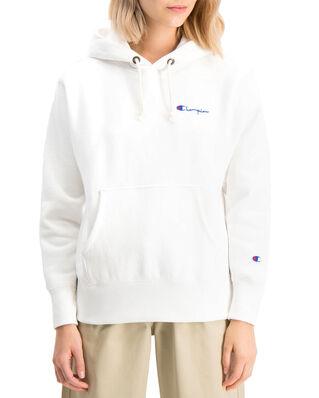 Champion Premium Hooded Sweatshirt Wht