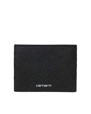 Carhartt WIP Coated Card Holder Black