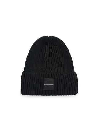 Peak Performance Cornice Hat Black