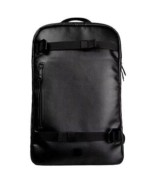 Db The Scholar 17L Black Leather