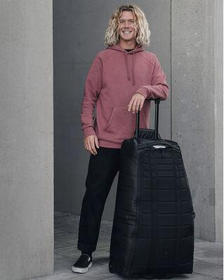 Db The Strøm 90L Roller bag EVA Black Out