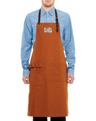DePalma Workwear Seaside bar brown apron