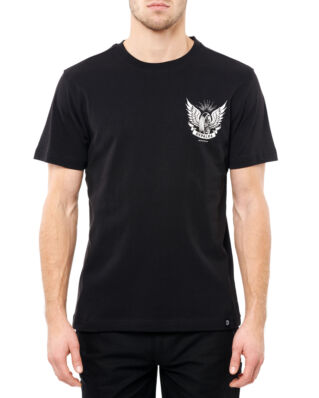 DePalma Workwear Thunder road black t-shirt