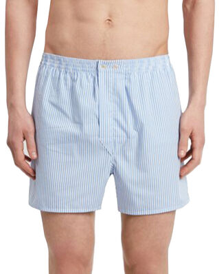 Derek Rose Classic Fit Boxer Shorts James Blue