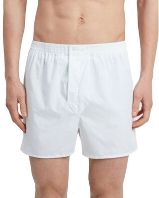 Derek Rose Classic Fit Boxer Shorts Savoy White