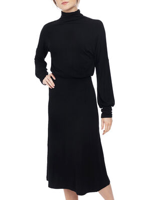 Diana Orving Blouse Dress Black