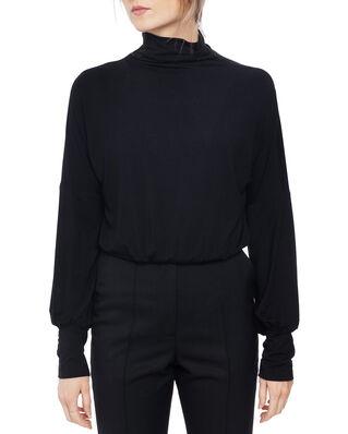 Diana Orving Jersey Blouse Black