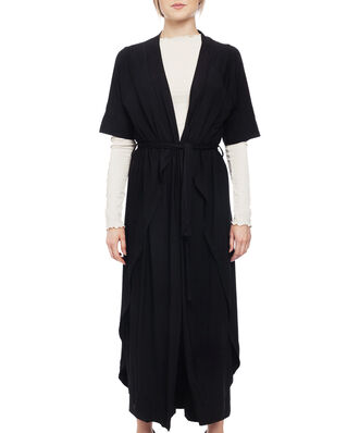 Diana Orving Layer Cardigan Black