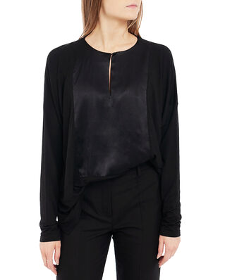 Diana Orving Tunic Top Black