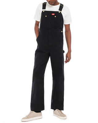 Dickies Bib Overall Loose Fit Bib Overall Black