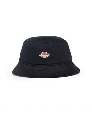 Dickies Logo Bucket Hat Black