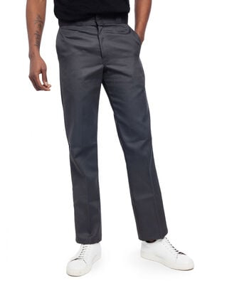 Dickies Original Fit Straight Leg Work Pant Charcoal Grey