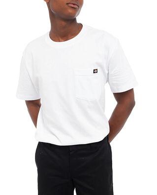 Dickies Porterdale Tshirt Mens White