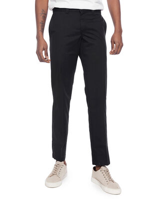 Dickies Slim Fit Straight Leg Work Pant Black