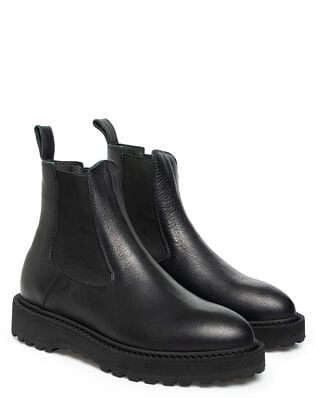 Diemme Alberone Black Leather
