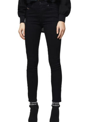 Diesel D-Roisin Black Denim