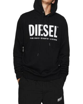 Diesel S Gir Hood Division Logo Black