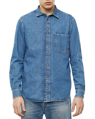 Diesel D-Ber-P Shirt Denim