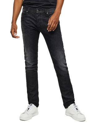 Diesel D-Luster Trousers Black Denim