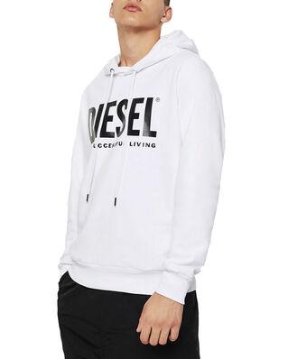 Diesel S-Gir-Hood-Division-Logo  Bright White