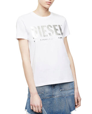 Diesel T-Sily-Wx T-Shirt White