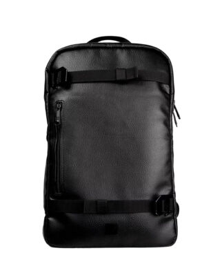 Douchebags The Scholar Backpack 15L Black Leather