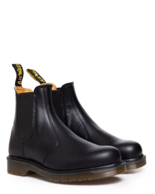 Dr Martens 2976 Black Smooth