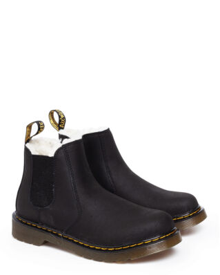 Dr Martens Junior 2976 Leonore J Black