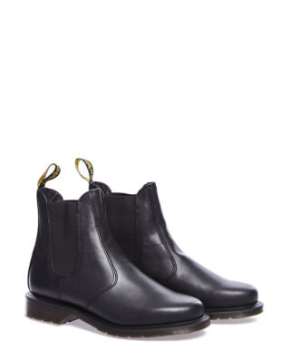 Dr Martens Laura black boots