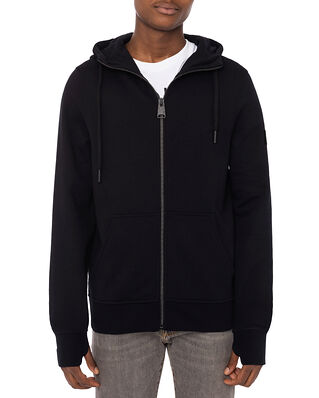 DRKN Legacy Zip Hood Black