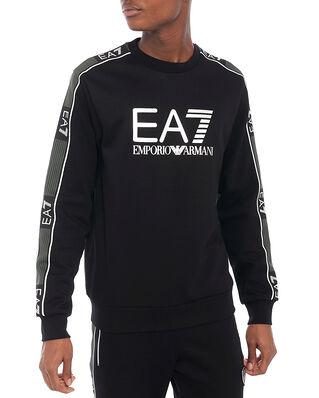 EA7 Felpa PJ3MZ-6HPM03 Black
