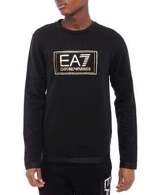 EA7 Felpa Black