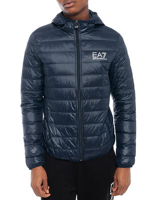 EA7 Giacca Piumino Night Blue