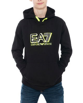 EA7 Junior Felpa Black