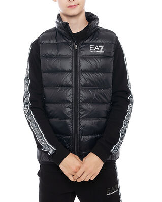 EA7 Junior Gilet Piumino Black
